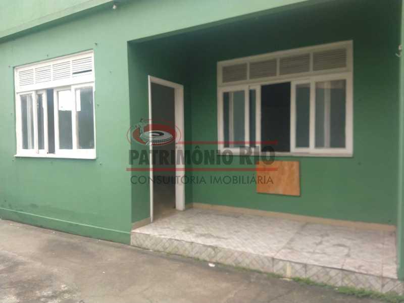 6 - Casa Linear, Vicente de Carvalho, 2quartos, quintal, financiando! - PACA20441 - 22