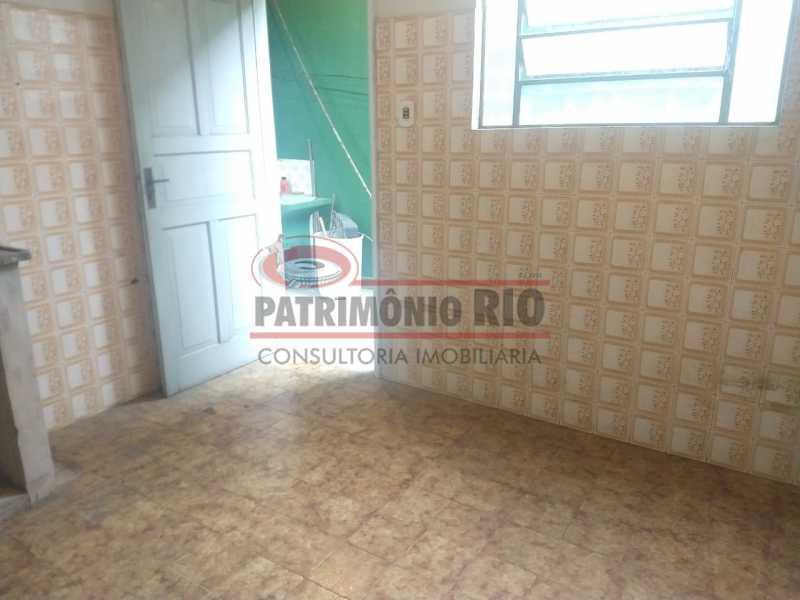 7 - Casa Linear, Vicente de Carvalho, 2quartos, quintal, financiando! - PACA20441 - 18