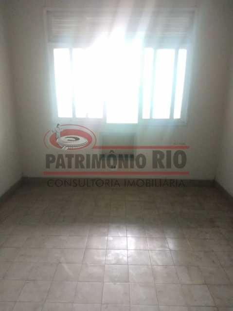8 - Casa Linear, Vicente de Carvalho, 2quartos, quintal, financiando! - PACA20441 - 9