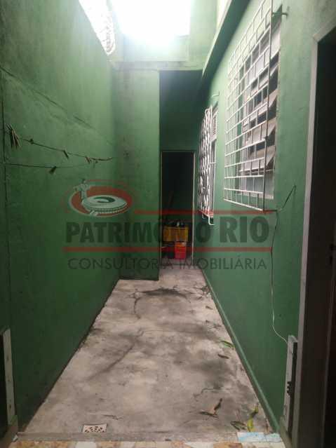 9 - Casa Linear, Vicente de Carvalho, 2quartos, quintal, financiando! - PACA20441 - 20