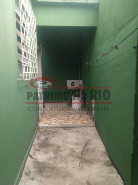 10 - Casa Linear, Vicente de Carvalho, 2quartos, quintal, financiando! - PACA20441 - 19