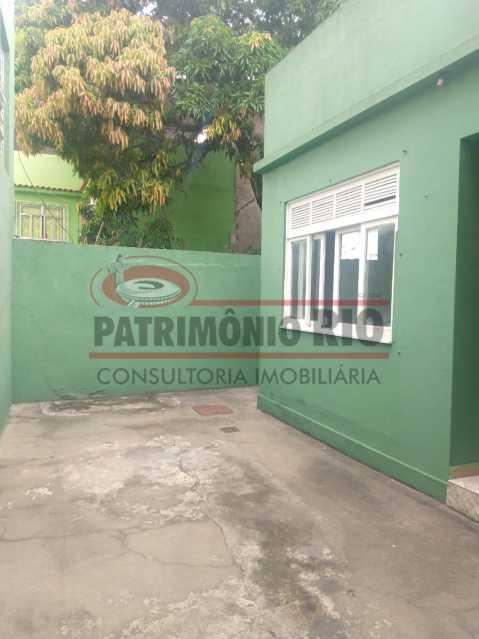 13 - Casa Linear, Vicente de Carvalho, 2quartos, quintal, financiando! - PACA20441 - 23