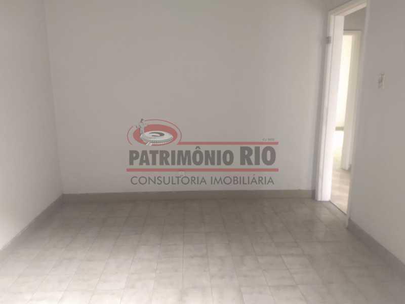 15 - Casa Linear, Vicente de Carvalho, 2quartos, quintal, financiando! - PACA20441 - 13
