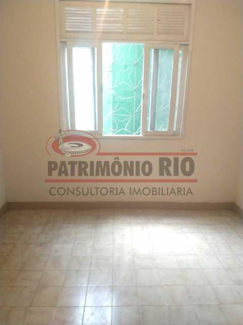 17 - Casa Linear, Vicente de Carvalho, 2quartos, quintal, financiando! - PACA20441 - 25