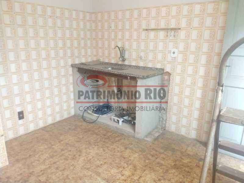 19 - Casa Linear, Vicente de Carvalho, 2quartos, quintal, financiando! - PACA20441 - 17