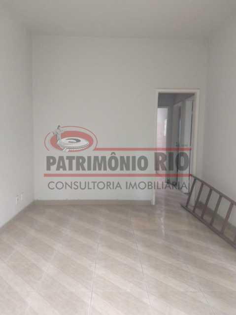 21 - Casa Linear, Vicente de Carvalho, 2quartos, quintal, financiando! - PACA20441 - 6
