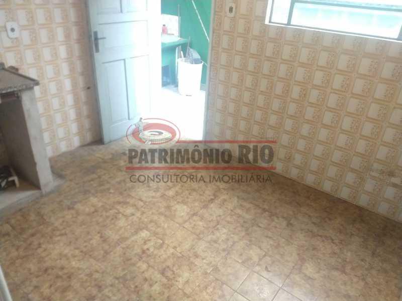 22 - Casa Linear, Vicente de Carvalho, 2quartos, quintal, financiando! - PACA20441 - 27
