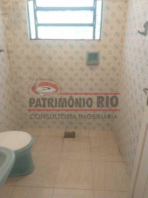 23 - Casa Linear, Vicente de Carvalho, 2quartos, quintal, financiando! - PACA20441 - 11