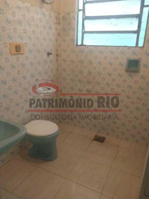 25 - Casa Linear, Vicente de Carvalho, 2quartos, quintal, financiando! - PACA20441 - 12