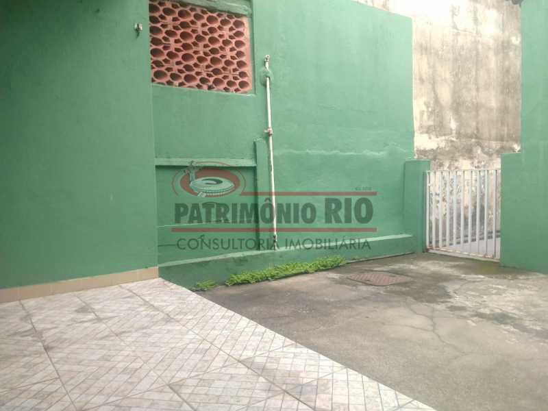27 - Casa Linear, Vicente de Carvalho, 2quartos, quintal, financiando! - PACA20441 - 24
