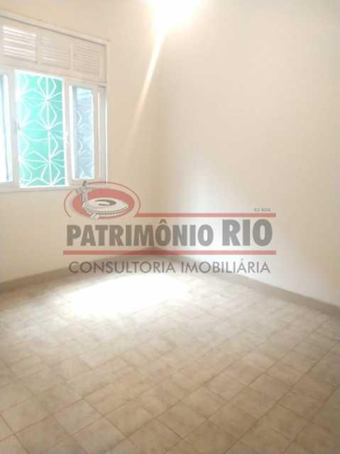 29 - Casa Linear, Vicente de Carvalho, 2quartos, quintal, financiando! - PACA20441 - 14
