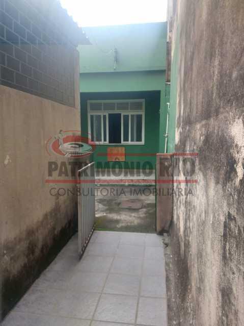 índice - Casa Linear, Vicente de Carvalho, 2quartos, quintal, financiando! - PACA20441 - 21