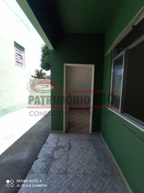 30 - Casa Linear, Vicente de Carvalho, 2quartos, quintal, financiando! - PACA20441 - 4