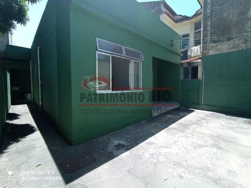 33 - Casa Linear, Vicente de Carvalho, 2quartos, quintal, financiando! - PACA20441 - 3