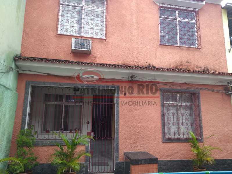 WhatsApp Image 2019-02-18 at 1 - Casa de Vila 3 quartos à venda Olaria, Rio de Janeiro - R$ 350.000 - PACV30027 - 1