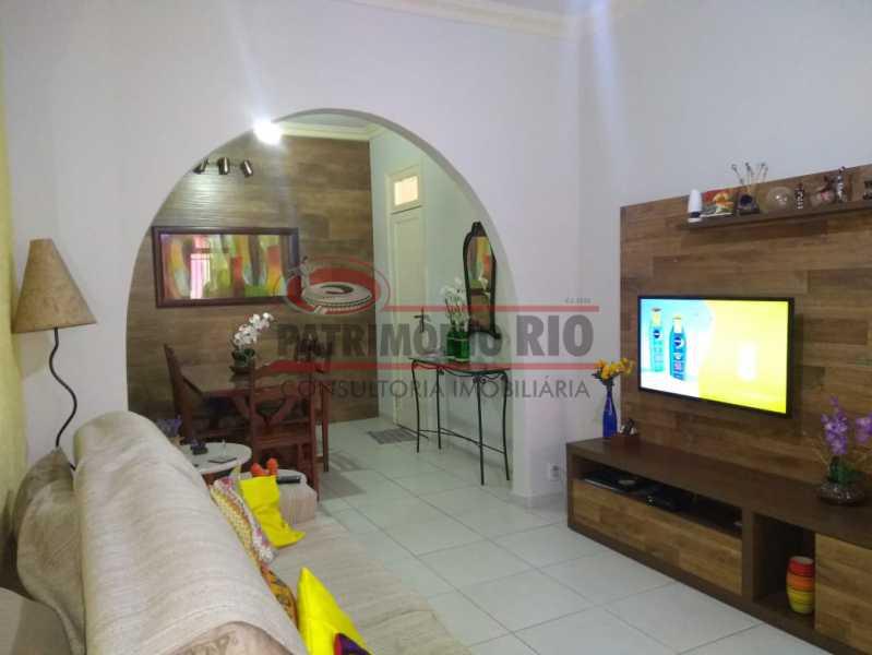 WhatsApp Image 2019-02-18 at 1 - Casa de Vila 3 quartos à venda Olaria, Rio de Janeiro - R$ 350.000 - PACV30027 - 4