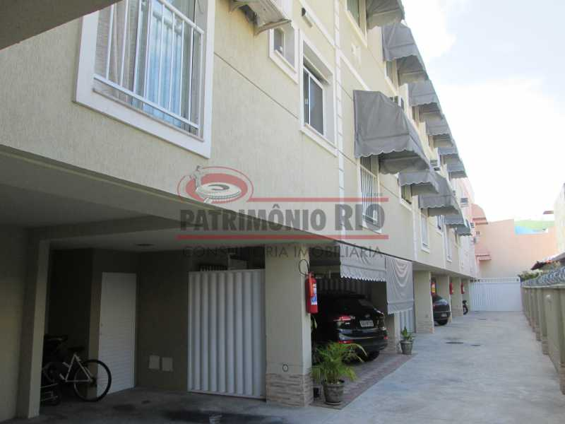 IMG_3256 - Excelente Casa em Condomínio fechado no Irajá com 2quartos e vaga, próximo de Metrô - PACN20079 - 1