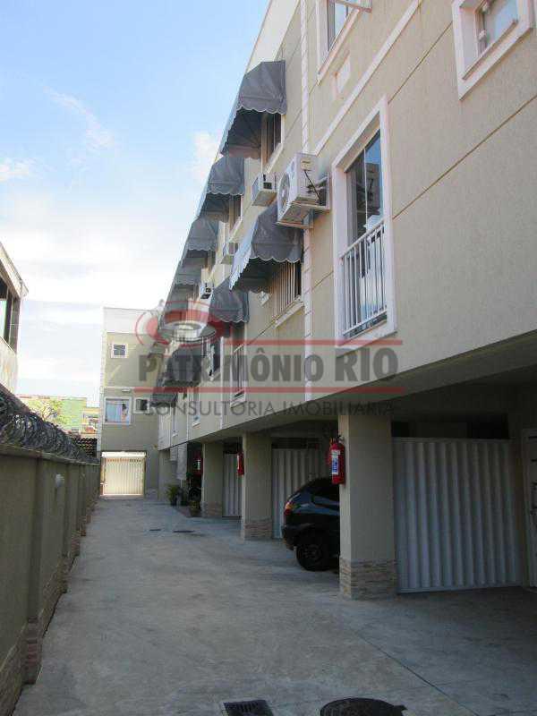 IMG_3247 - Excelente Casa em Condomínio fechado no Irajá com 2quartos e vaga, próximo de Metrô - PACN20079 - 3