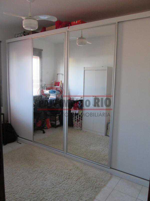 IMG_3226 - Excelente Casa em Condomínio fechado no Irajá com 2quartos e vaga, próximo de Metrô - PACN20079 - 7