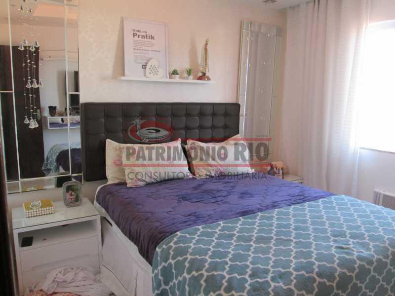 IMG_3229 - Excelente Casa em Condomínio fechado no Irajá com 2quartos e vaga, próximo de Metrô - PACN20079 - 9