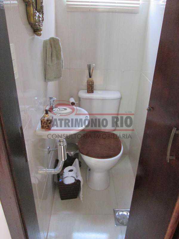 IMG_3238 - Excelente Casa em Condomínio fechado no Irajá com 2quartos e vaga, próximo de Metrô - PACN20079 - 17