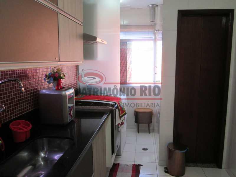 IMG_3241 - Excelente Casa em Condomínio fechado no Irajá com 2quartos e vaga, próximo de Metrô - PACN20079 - 20