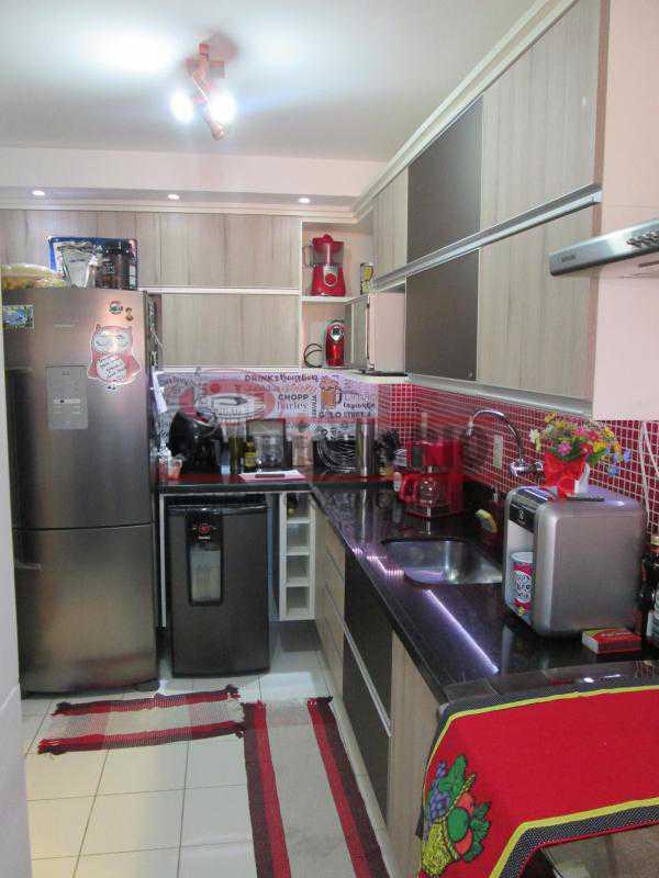 IMG_3243 - Excelente Casa em Condomínio fechado no Irajá com 2quartos e vaga, próximo de Metrô - PACN20079 - 22
