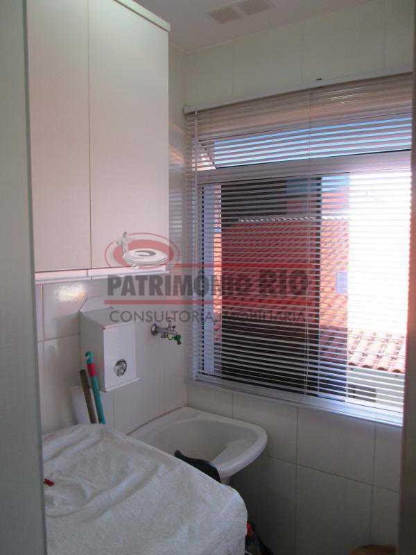 IMG_3244 - Excelente Casa em Condomínio fechado no Irajá com 2quartos e vaga, próximo de Metrô - PACN20079 - 23