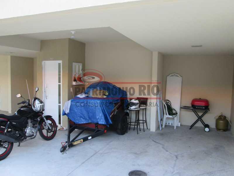 IMG_3249 - Excelente Casa em Condomínio fechado no Irajá com 2quartos e vaga, próximo de Metrô - PACN20079 - 26