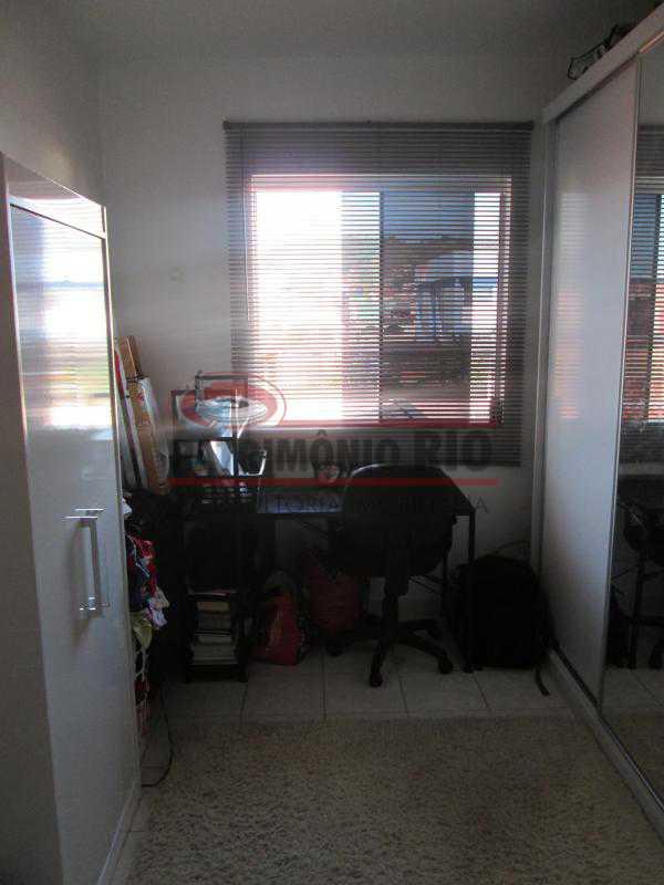 IMG_3228 - Excelente Casa em Condomínio fechado no Irajá com 2quartos e vaga, próximo de Metrô - PACN20079 - 29