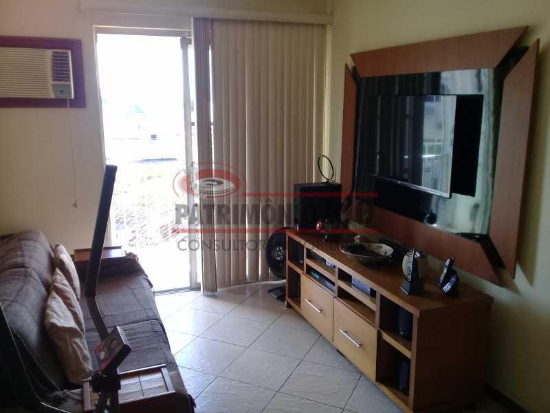 3 - Excelente Apartamento em Vista Alegre, varandão, 2quartos e vaga, junto ao Polo Gastronômico - PAAP22797 - 4