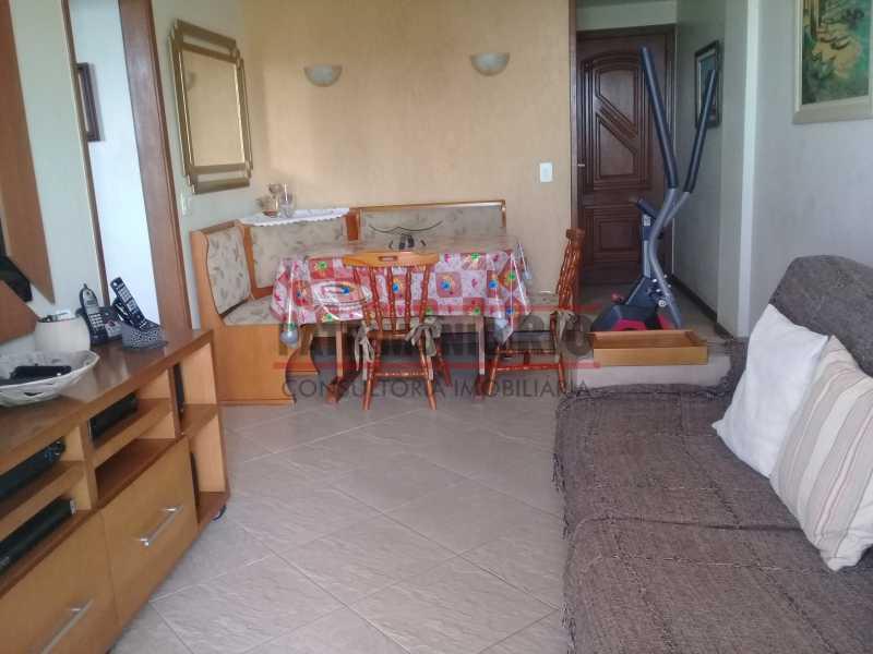 4 - Excelente Apartamento em Vista Alegre, varandão, 2quartos e vaga, junto ao Polo Gastronômico - PAAP22797 - 5