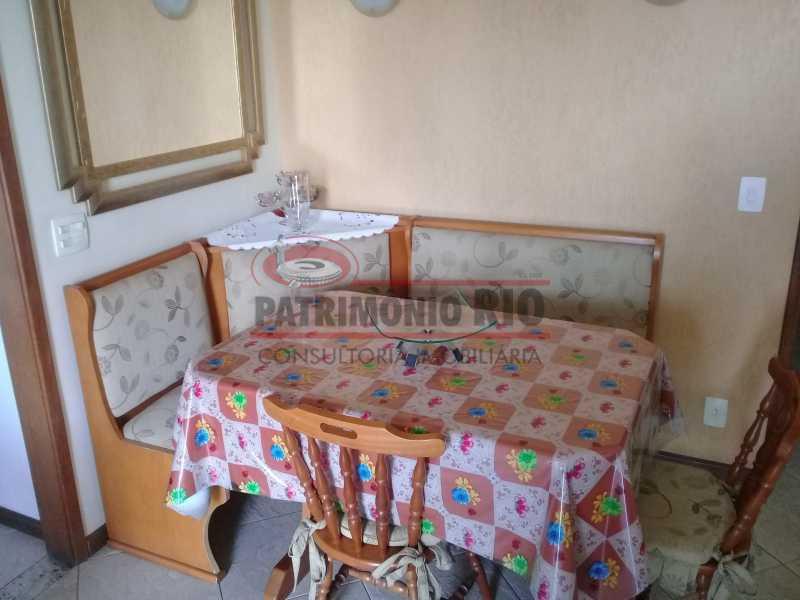 6 - Excelente Apartamento em Vista Alegre, varandão, 2quartos e vaga, junto ao Polo Gastronômico - PAAP22797 - 7