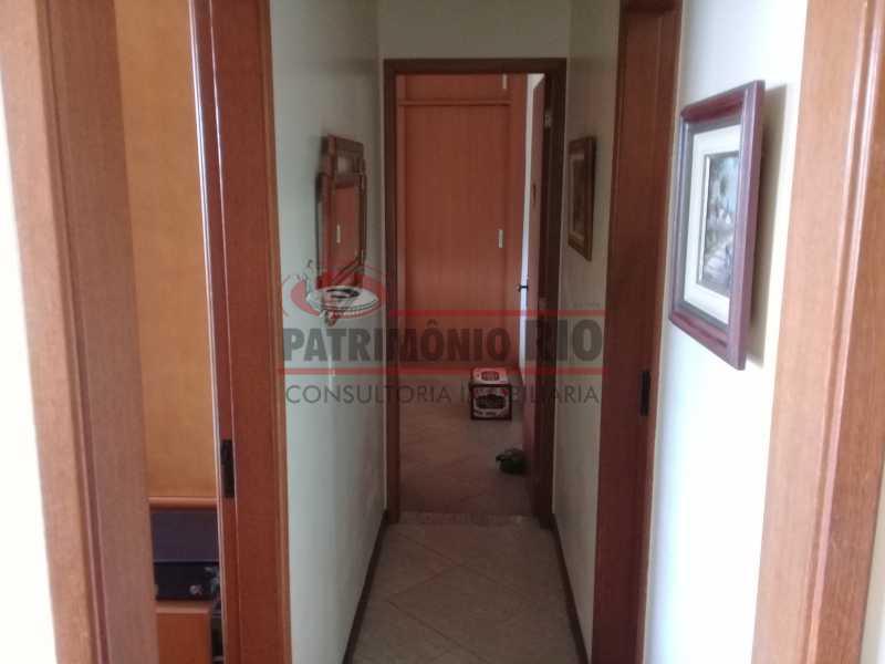 7 - Excelente Apartamento em Vista Alegre, varandão, 2quartos e vaga, junto ao Polo Gastronômico - PAAP22797 - 8