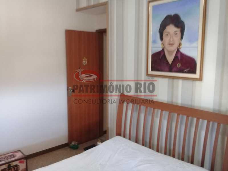 8 - Excelente Apartamento em Vista Alegre, varandão, 2quartos e vaga, junto ao Polo Gastronômico - PAAP22797 - 9