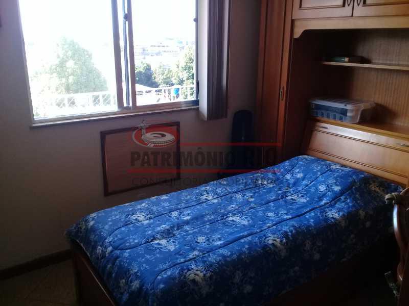 10 - Excelente Apartamento em Vista Alegre, varandão, 2quartos e vaga, junto ao Polo Gastronômico - PAAP22797 - 11
