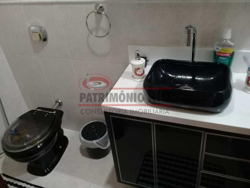 12 - Excelente Apartamento em Vista Alegre, varandão, 2quartos e vaga, junto ao Polo Gastronômico - PAAP22797 - 13