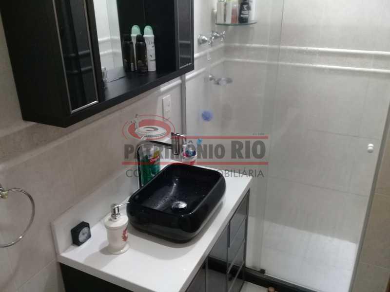 13 - Excelente Apartamento em Vista Alegre, varandão, 2quartos e vaga, junto ao Polo Gastronômico - PAAP22797 - 14