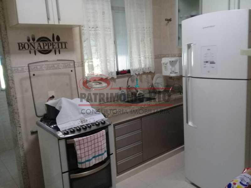 14 - Excelente Apartamento em Vista Alegre, varandão, 2quartos e vaga, junto ao Polo Gastronômico - PAAP22797 - 15