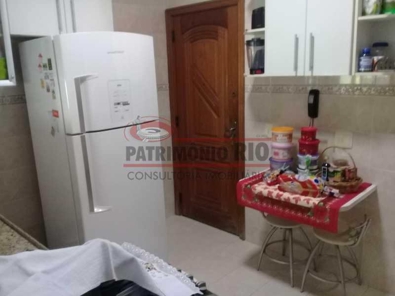 15 - Excelente Apartamento em Vista Alegre, varandão, 2quartos e vaga, junto ao Polo Gastronômico - PAAP22797 - 16