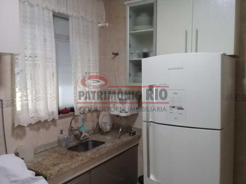16 - Excelente Apartamento em Vista Alegre, varandão, 2quartos e vaga, junto ao Polo Gastronômico - PAAP22797 - 17