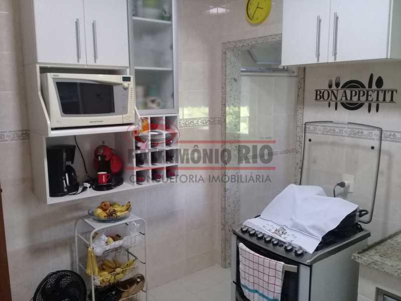 17 - Excelente Apartamento em Vista Alegre, varandão, 2quartos e vaga, junto ao Polo Gastronômico - PAAP22797 - 18
