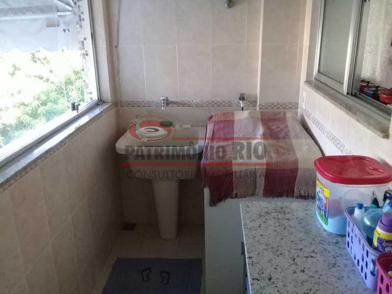 18 - Excelente Apartamento em Vista Alegre, varandão, 2quartos e vaga, junto ao Polo Gastronômico - PAAP22797 - 19