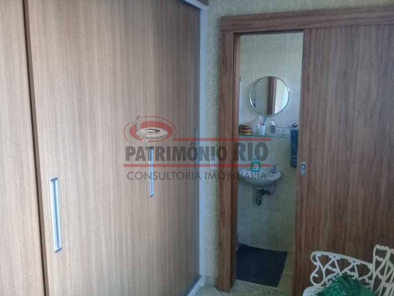 19 - Excelente Apartamento em Vista Alegre, varandão, 2quartos e vaga, junto ao Polo Gastronômico - PAAP22797 - 20