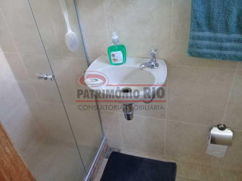 20 - Excelente Apartamento em Vista Alegre, varandão, 2quartos e vaga, junto ao Polo Gastronômico - PAAP22797 - 21