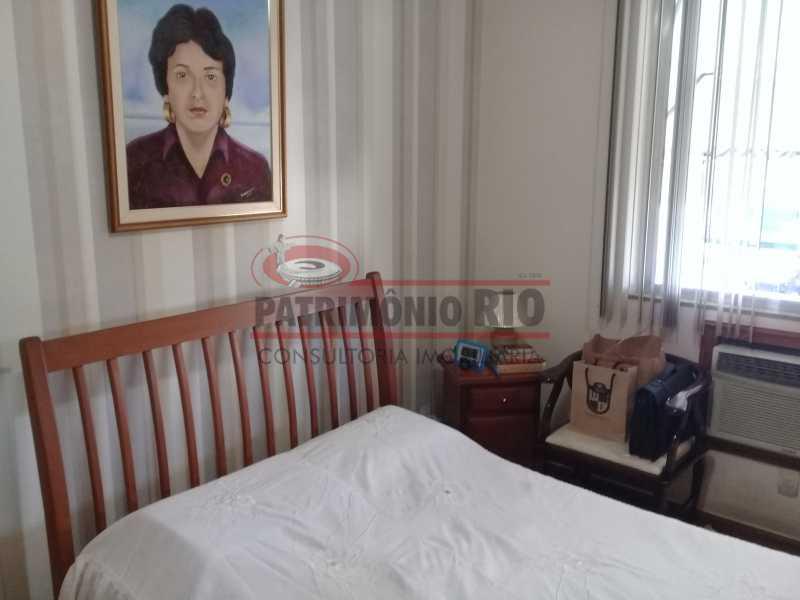 21 - Excelente Apartamento em Vista Alegre, varandão, 2quartos e vaga, junto ao Polo Gastronômico - PAAP22797 - 22