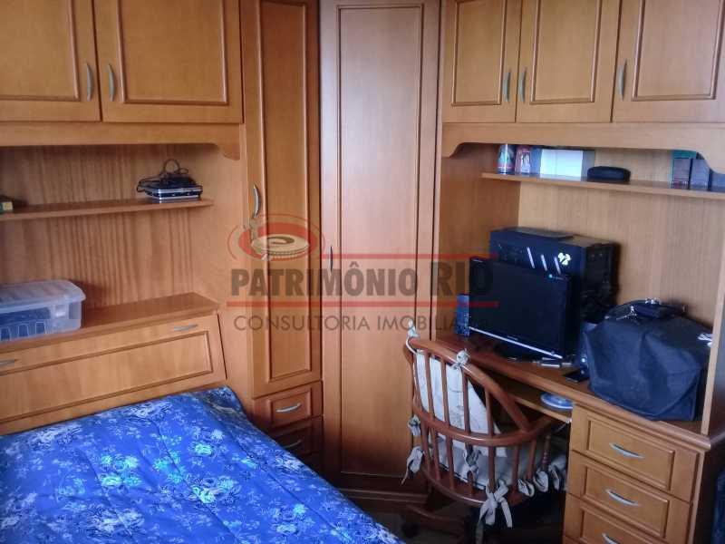 23 - Excelente Apartamento em Vista Alegre, varandão, 2quartos e vaga, junto ao Polo Gastronômico - PAAP22797 - 24