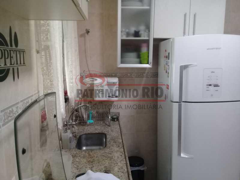 25 - Excelente Apartamento em Vista Alegre, varandão, 2quartos e vaga, junto ao Polo Gastronômico - PAAP22797 - 26