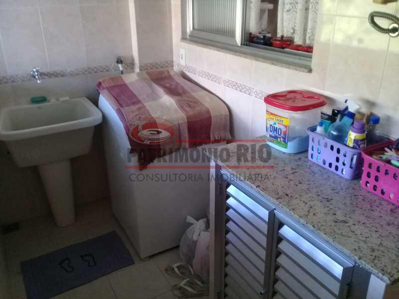 26 - Excelente Apartamento em Vista Alegre, varandão, 2quartos e vaga, junto ao Polo Gastronômico - PAAP22797 - 27