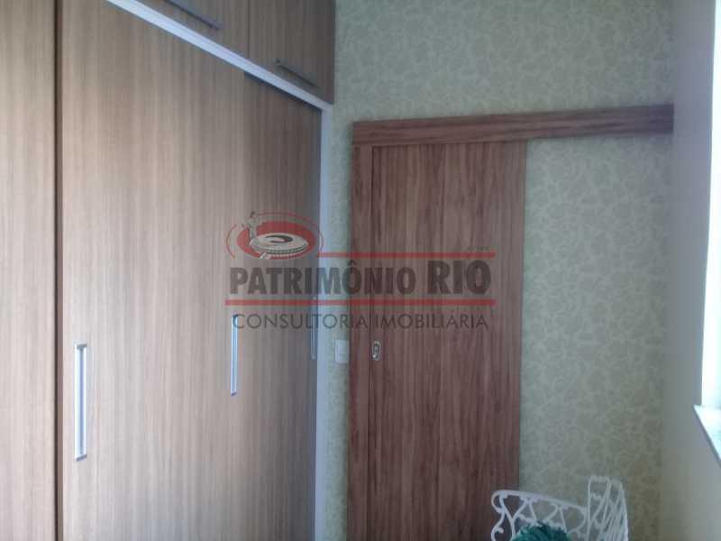 27 - Excelente Apartamento em Vista Alegre, varandão, 2quartos e vaga, junto ao Polo Gastronômico - PAAP22797 - 28